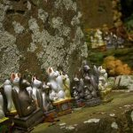Santuario de gatos en la isla de Tashirojima