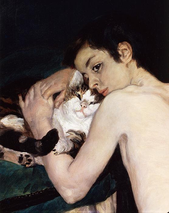 Arte, Pintores y muchos Gatos