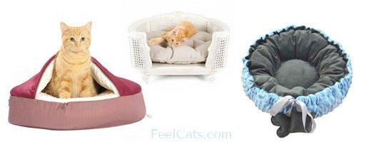 accesorios para el descanso de los gatos
