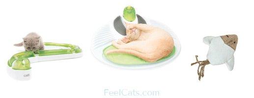 accesorios de juego para gatos