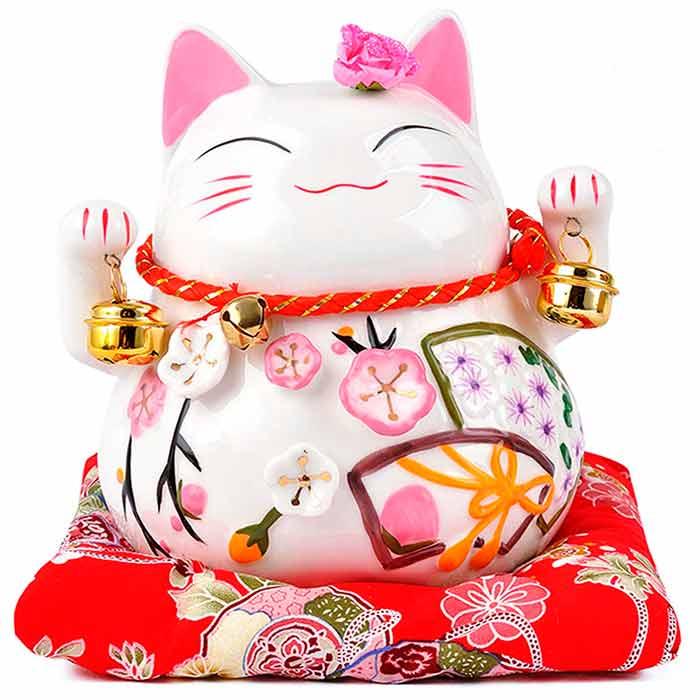 gato-chino-suerte-blanco