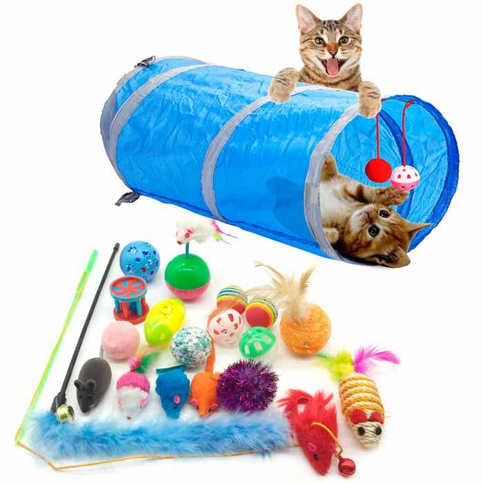 juguetes para gatitos bebés