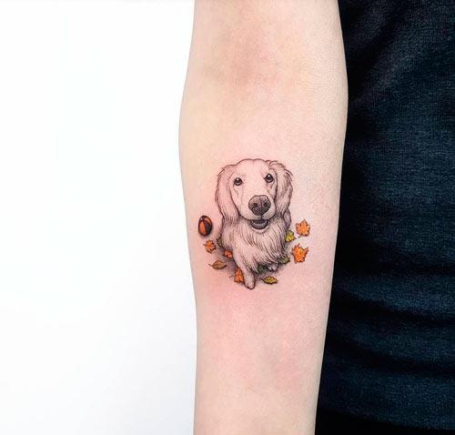 tatuaje de labrabor